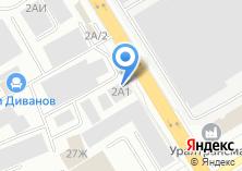 Компания «ТМ Урал плюс» на карте