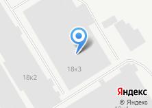 Компания «eGazon.ru» на карте