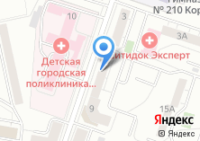 Компания «ГеоИнфоКом» на карте