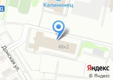 Компания «Мебельные ткани-Урал» на карте