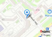 Компания «Хлебничная» на карте