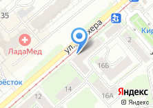 Компания «Бельеff» на карте