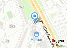 Компания «Свердловская областная автошкола» на карте