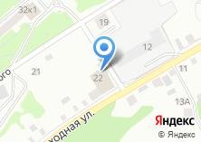 Компания «УЛЬЯНА» на карте