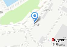Компания «Сидермес» на карте