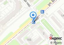 Компания «Afalina» на карте