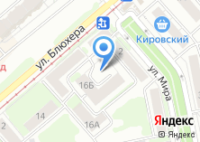 Компания «Группа Связь-Проект» на карте
