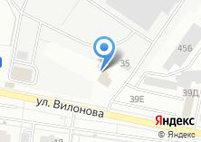 Компания «Линде Уралтехгаз» на карте