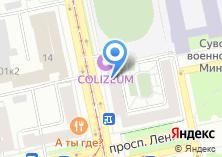 Компания «ЕНИСЕЙ» на карте