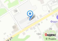 Компания «Ивановские бани» на карте
