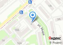 Компания «Mebel-Vezem.ru» на карте