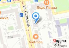 Компания «РЭТМА» на карте