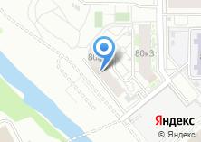 Компания «Атомстройкомплекс» на карте