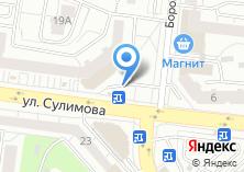 Компания «МИМАН» на карте