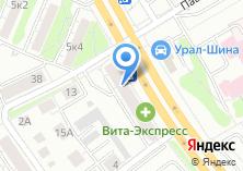 Компания «Лиа» на карте