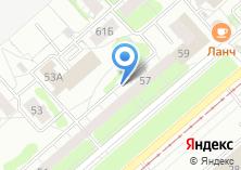 Компания «ТЯЖМАШСТРОЙ-1» на карте
