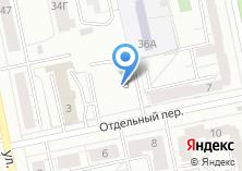 Компания «KORZHOV LABORATORY» на карте