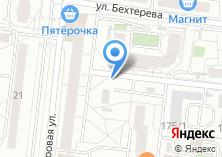 Компания «Автостоянка на ул. Сулимова» на карте