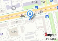 Компания «Велопрокат» на карте