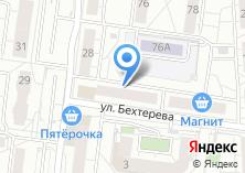 Компания «Олимпик» на карте