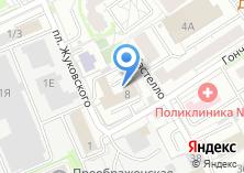 Компания «УРАЛПРОМСЕРВИС» на карте