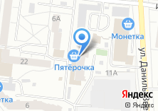 Компания «ТекСтиль плюс» на карте