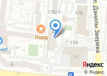 Компания «Русская Финансовая Компания» на карте