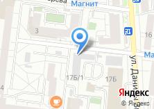 Компания «ЕКБ Мастер» на карте