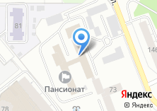 Компания «Уктусский» на карте