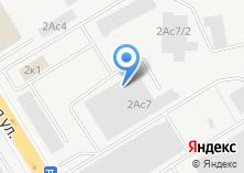 Компания «Авто-ремонт» на карте