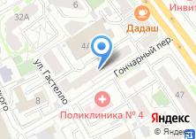 Компания «Интермедпром» на карте