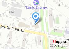 Компания «Уралгазналадка» на карте