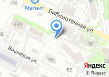 Компания «Рота полиции №3 полка полиции УВО УМВД России по г. Екатеринбургу» на карте