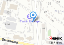 Компания «БЕКА-Урал» на карте