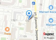 Компания «Частное Право.ру» на карте