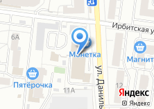 Компания «МеталлСтройСтиль» на карте