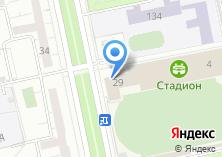 Компания «Свердловская региональная Федерация тайского бокса» на карте