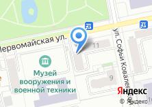 Компания «Мультиштамп» на карте