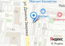 Компания «ЖЭУ №2» на карте