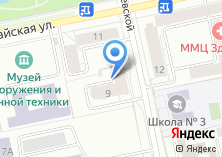 Компания «2bconsult» на карте