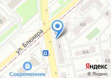 Компания «КОМСТАР-Регионы» на карте