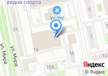 Компания «ИноПром» на карте