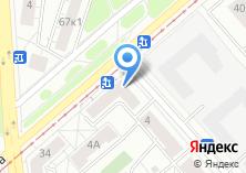 Компания «Почтовое отделение №66» на карте