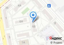 Компания «RAVprint» на карте