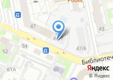 Компания «Автопартнер ЕКБ» на карте