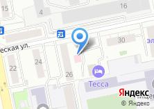 Компания «Клиника Академическая» на карте
