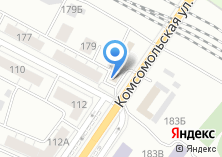 Компания «АВТОТЕМА» на карте