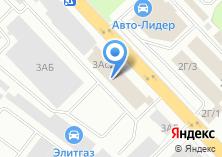 Компания «Континент СБ» на карте