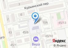 Компания «Екатеринбургская детская театральная школа» на карте