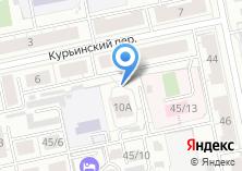 Компания «Строящийся жилой дом по ул. Курьинский пер» на карте